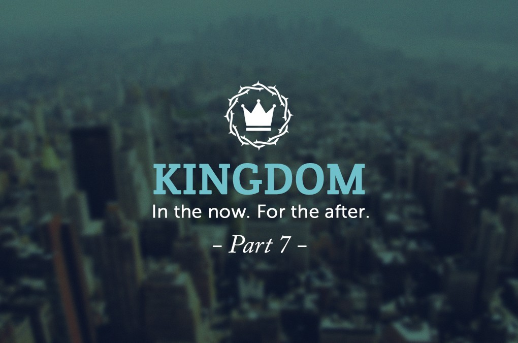 Kingdom: The Relationship with the King