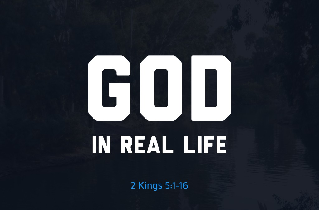 God in Real Life