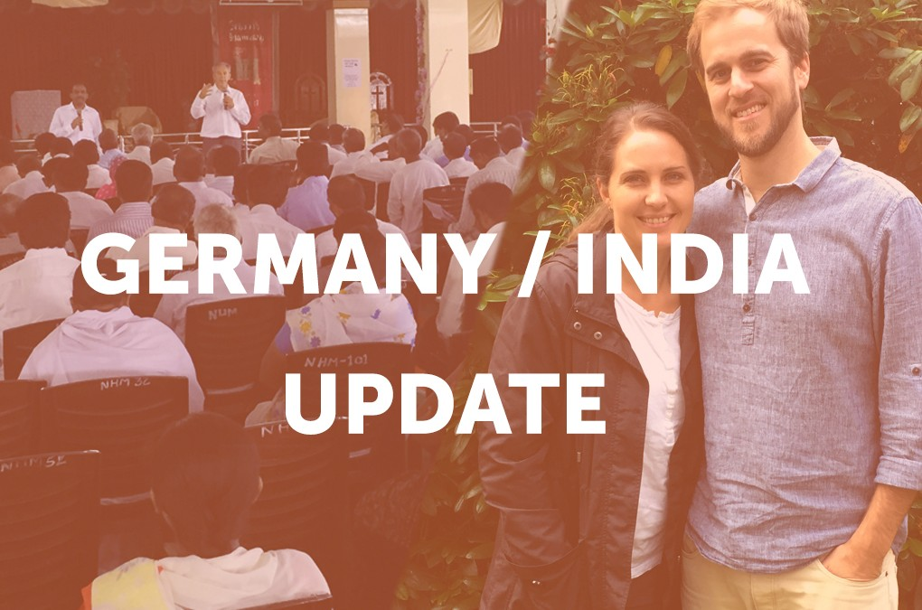 Germany / India Update