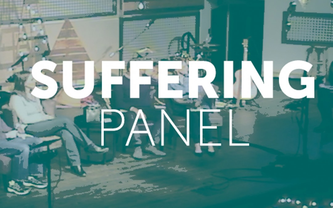 Panel on Suffering