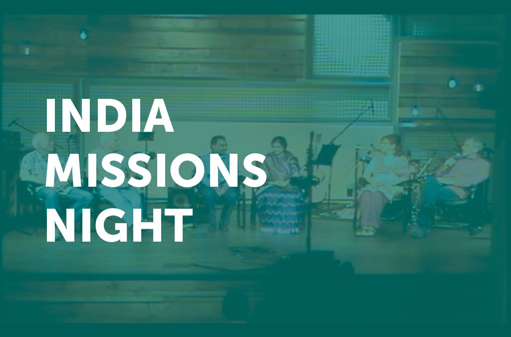 India Missions Night