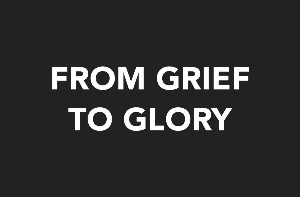 From Grief to Glory, First Service